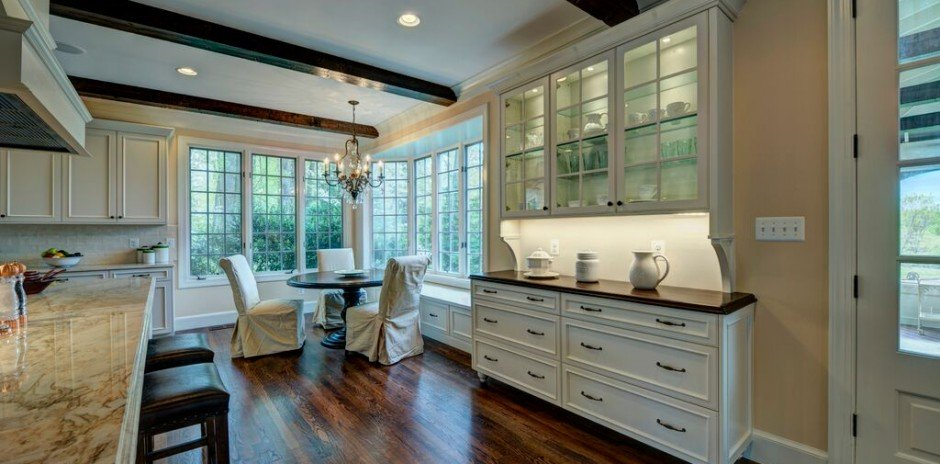 Kitchen remodeling architectural design