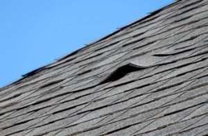 Buckling Roof Shingles