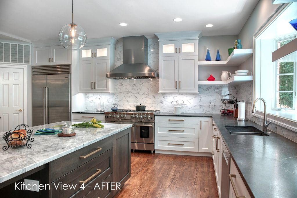 Kitchen Remodel After View 4