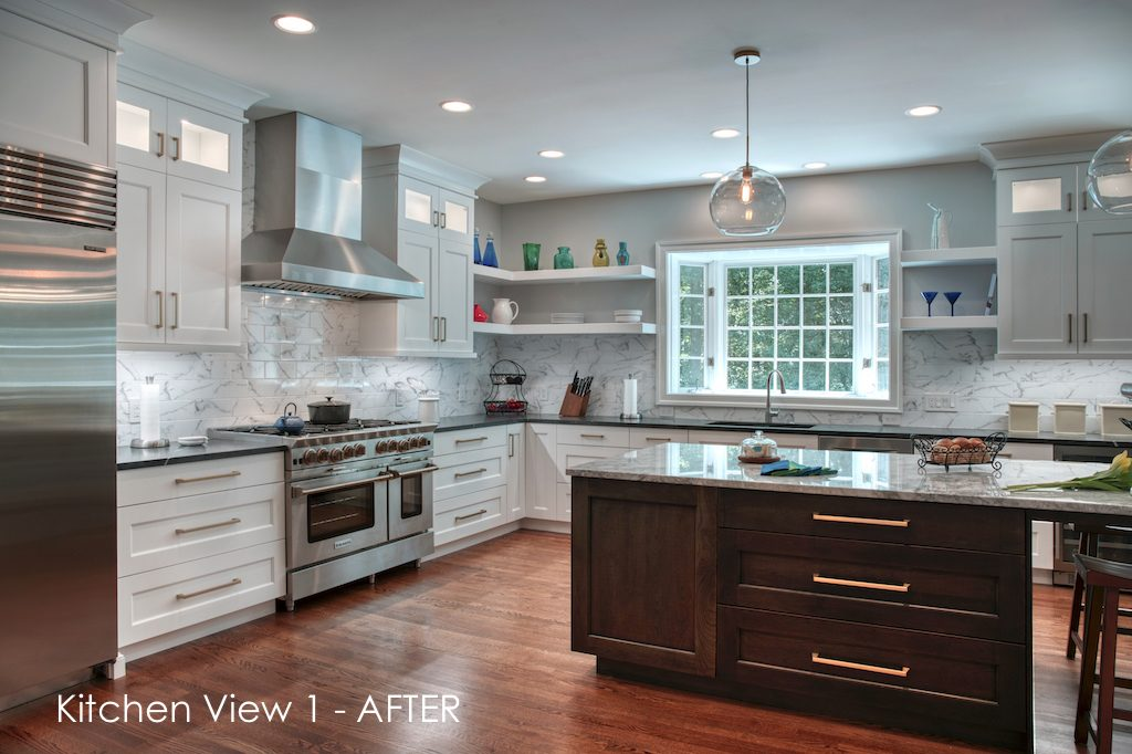 Kitchen Remodel After View 1