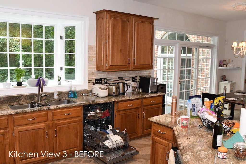 Kitchen Remodel Before View 3