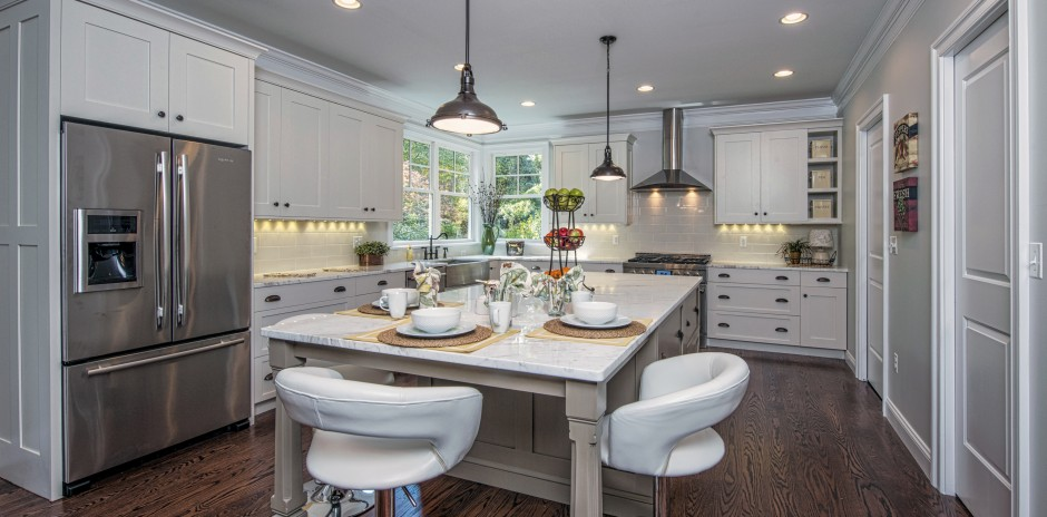 Gourmet Kitchen | Commonwealth Home Design