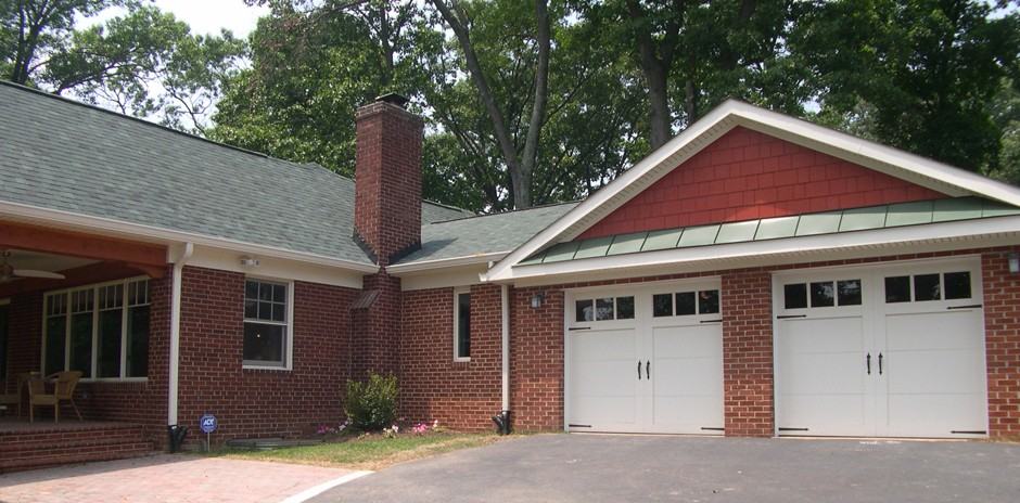 Architect Design Build Home Remodeling Additions Md