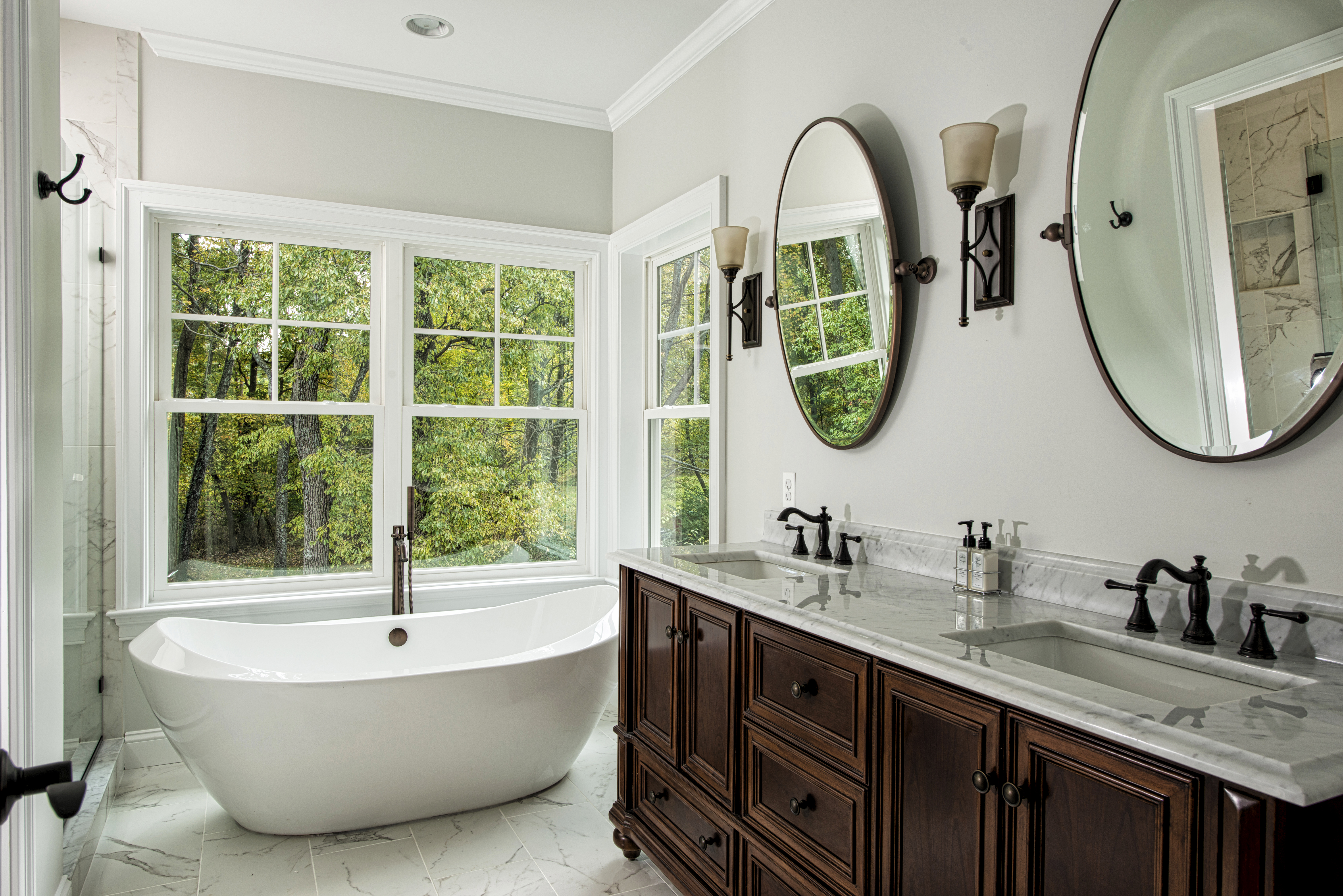 7 Spa Inspired Ideas For Your New Master Bathroom Commonwealth Home Design