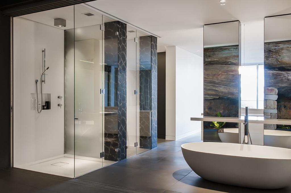 Zen Master Bath Design