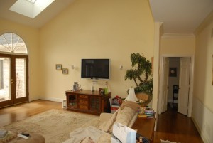 Great Room Before