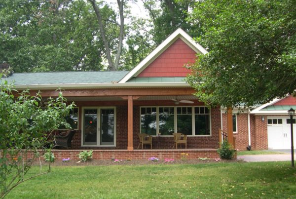 Home additions commonwealth home design for Log cabin sunroom additions