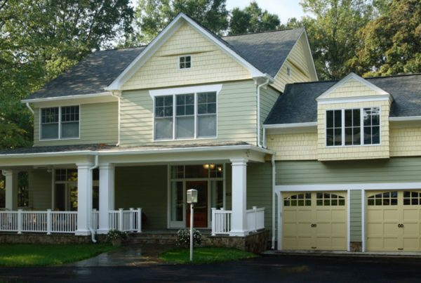 Home Remodeling Northern Virginia Exteriors