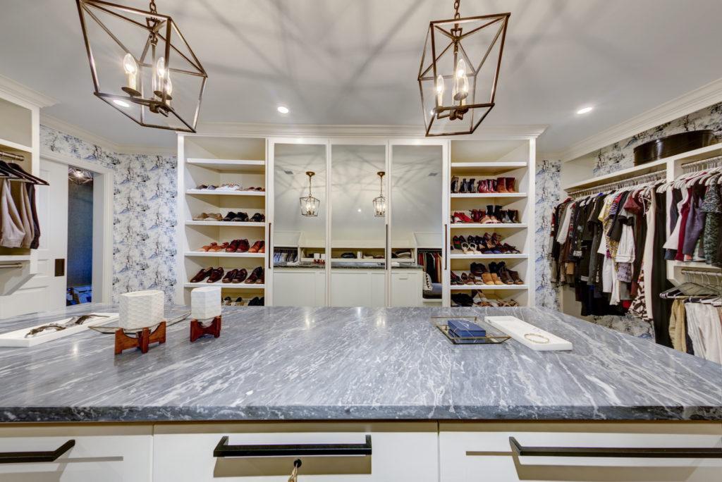 New Expansive Closet Design