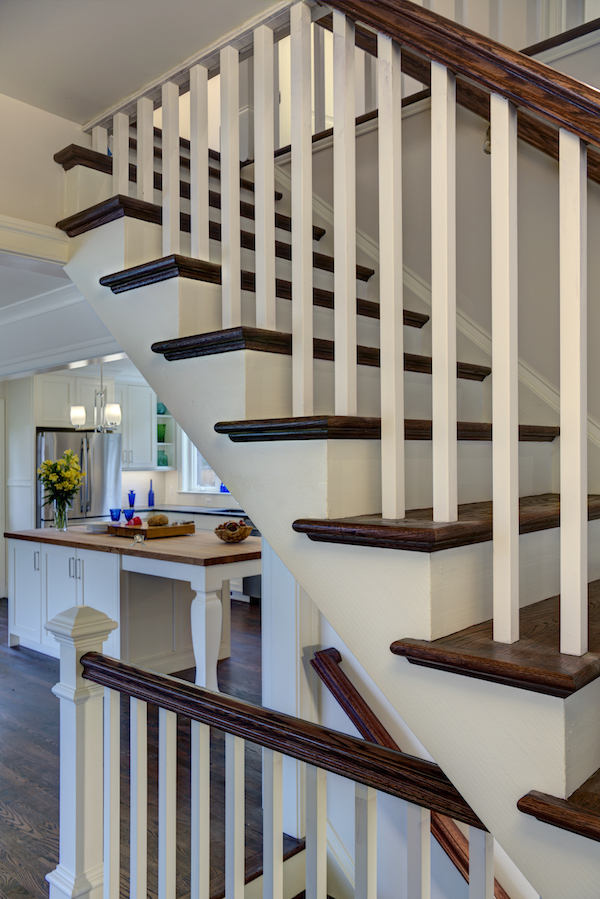 Open Staircase After