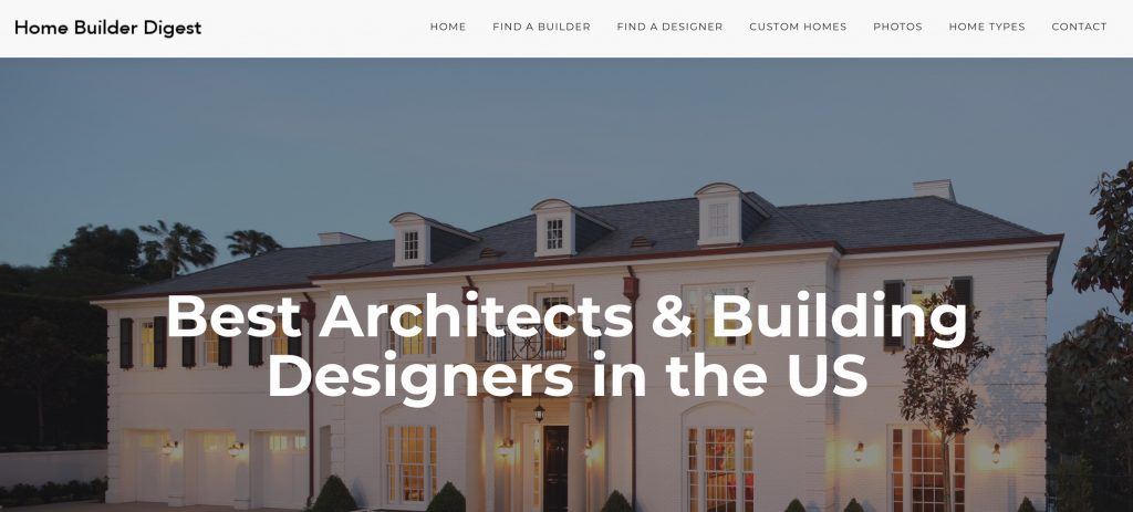 Best Architects & Building Designers in the US