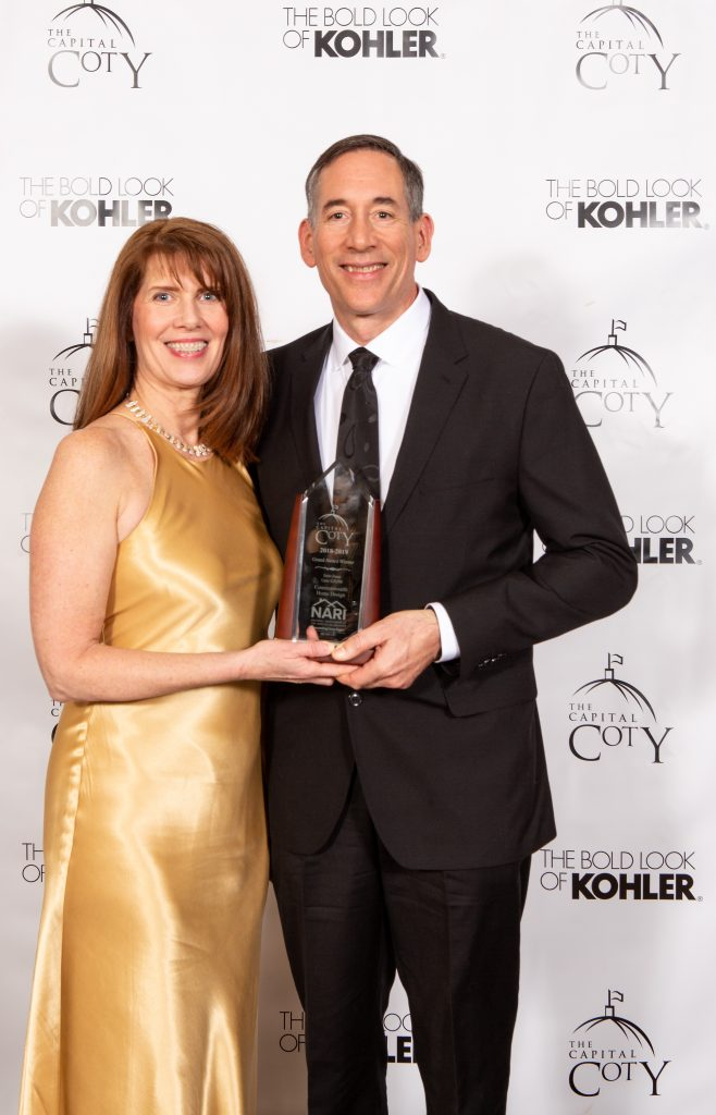 2019 Coty Award Whole House Remodel Susan and Kelvin Pierce