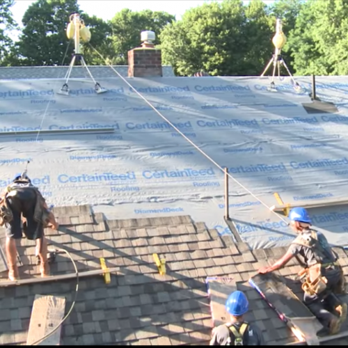 Roof Replacement Northern Virginia