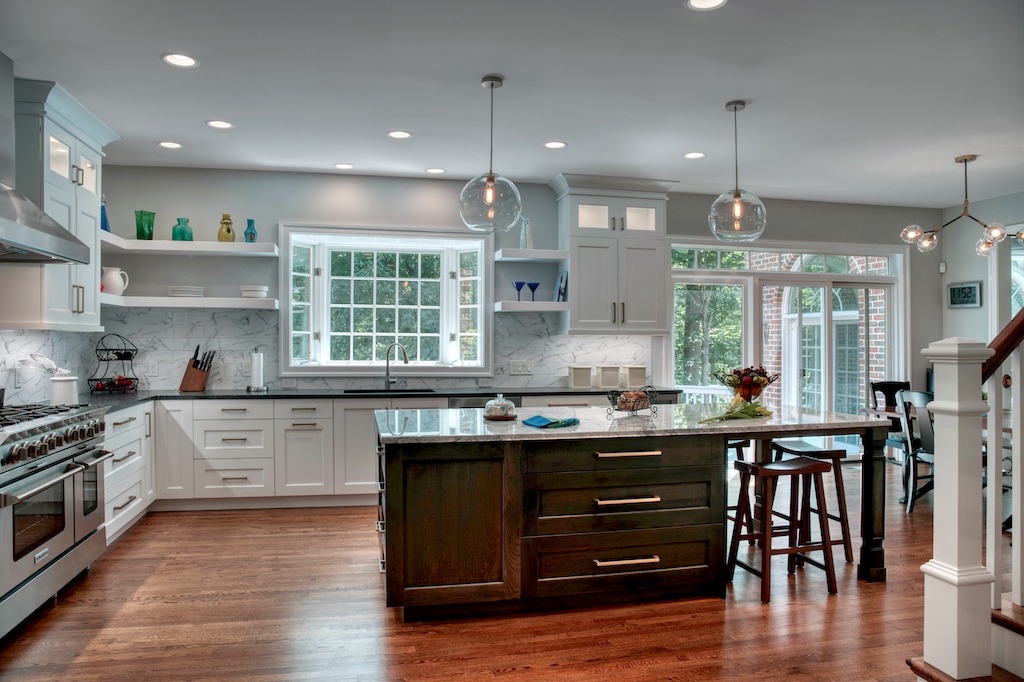 Great Falls Northern Virginia Kitchen Remodel