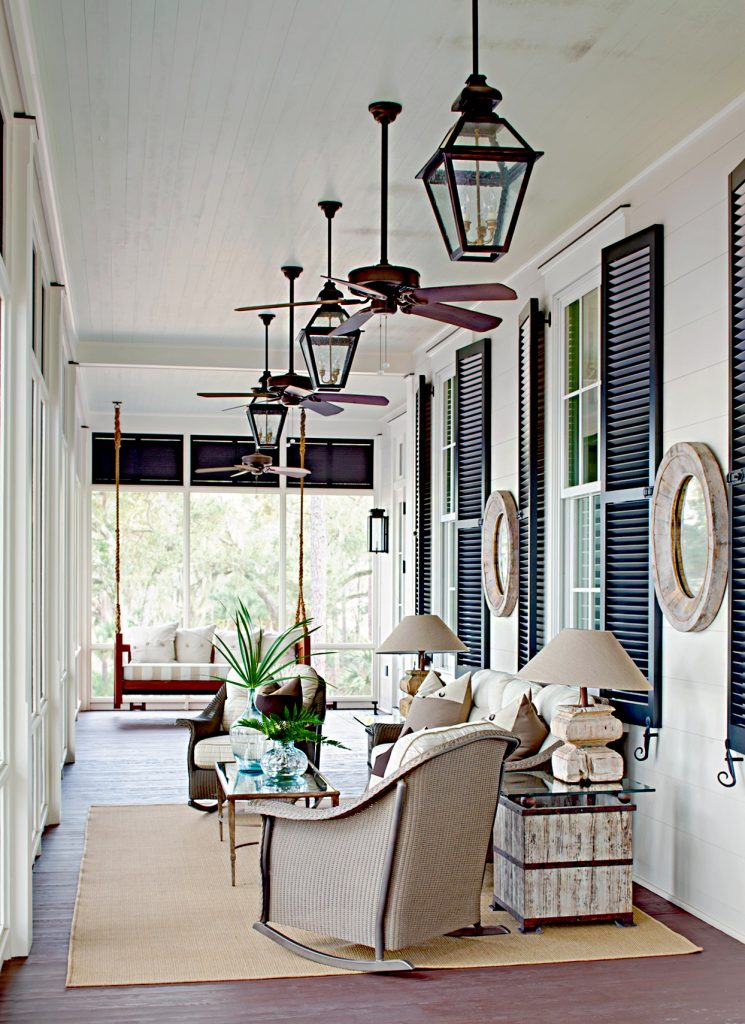 Screen Porch Ideas