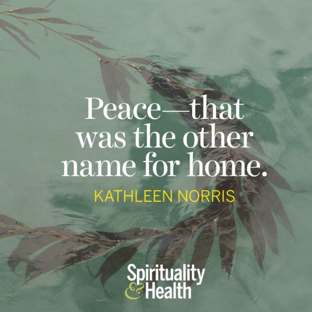 Home as Sanctuary